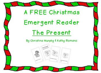 A FREE Emergent Christmas Reader