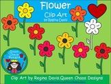 A+ Clip Art: Flower