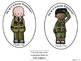A+ FREEBIE: Memorial Day or Veterans Day Puppets