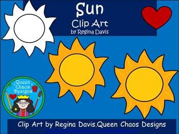 A+ Sun Clip Art