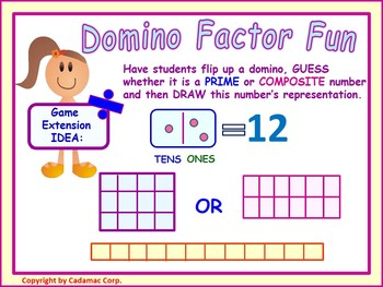 Factoring Math Games For Every Day