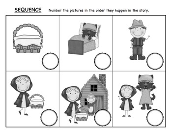 Story Elements: Graphic Organizers & Spelling Games (Fairy Tale Theme)