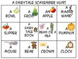 A Fairy-tale Scavenger Hunt