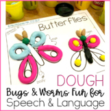 Spring DOUGH Fun for Speech & Language