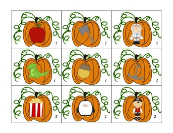 A Fall Festival of Beginning Sounds: Consonants, Vowels, Digraphs
