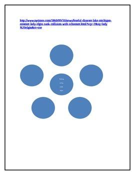 A Family Apart novel booklet