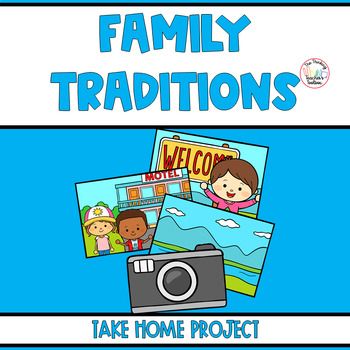 A Family Tradition Project: Speaking and Listening- 500th Follower Freebie!