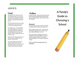 A Family's Guide to Choosing a School