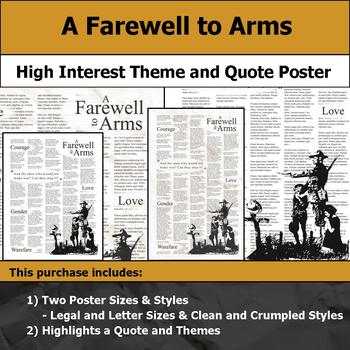 a farewell to arms themes