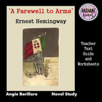 A Farewell to Arms Worksheets - Hemingway Radiant Heart Publishing