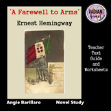 A Farewell to Arms Worksheets - Hemingway