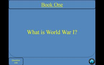A Farewell to Arms by Ernest Hemingway Jeopardy PowerPoint Game