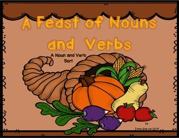 A Feast of Nouns and Verbs