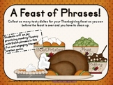 A Feast of Phrases Dolch Sight Word Phrases