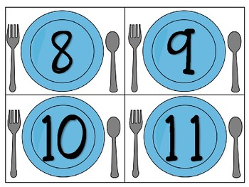 A Feast of Sums (Thanksgiving, Addition)