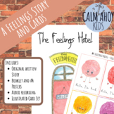 A Feelings Story & Card Set -Social Emotional Learning and Emotional Regulation