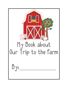 A Field Trip to the Farm Response Book