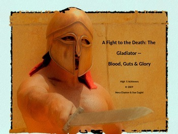 A Fight to the Death: The Gladiator - Blood, Guts and Glory!