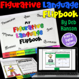 Figurative Language Flipbook (Literary Devices)