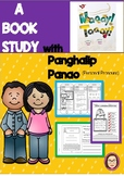 A Filipino Book Study -- Craftivity, Worksheets focusing on Panghalip Panao