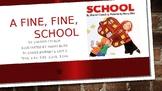 A Fine, Fine School: Journey's Lesson 1