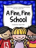 A Fine, Fine School Journey's Supplemental Activities -- T