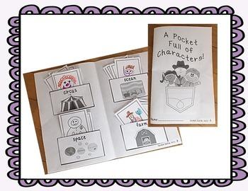 A Fine, Fine School Journeys Unit 1 Lesson 1 Third Grade Supplement Activities