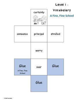 A Fine Fine School - Roll Read and Graph