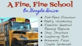 Journey's:  A Fine, Fine School on Google Drive
