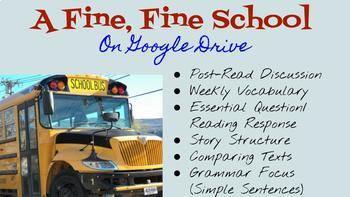Journey's:  A Fine, Fine School on Google Drive