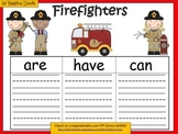 A+ Firefighters: Graphic Organizers