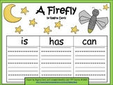 A+ Firefly... Three Graphic Organizers