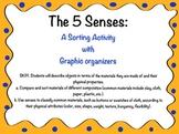 A Five Senses Sorting Activity