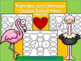 A+ Flamingos & Ostriches Double Bubble: Compare and Contrast