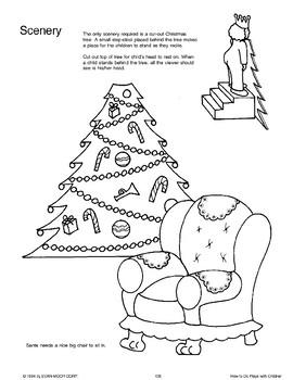 A Flea on Santa's Tree