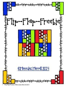 A Flip-Flap-Freebie!
