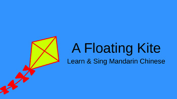 A Floating Kite - Learn & Sing Mandarin Chinese
