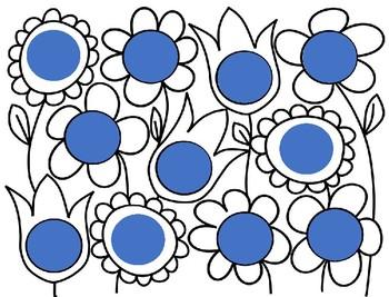 A Flower Garden of Faces