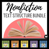 Non-Fiction Text Structure Bundle