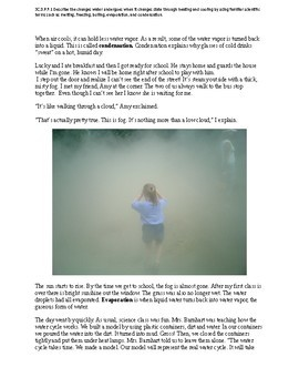 A Foggy Day (610L) - Science Reading Passage