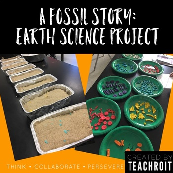 A Fossil Story: Earth Science Project (NGSS Aligned) Continental Drift & Fossils