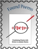 A Found Poem Analyzing the Theme of a Novel or Short Story