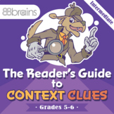 The Reader's Guide to Context Clues - Intermediate (CCSS)