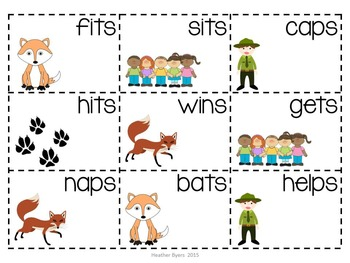 Inflected Endings Centers and Games