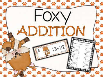 Foxy Write the Room Addition