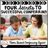 A Free Guide to Conferring with Readers during Reading Workshop