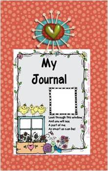 A Free Journal Cover for Writing