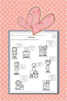 A Free Manners Paper