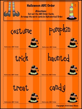 A Free Sample From Halloween Happenings