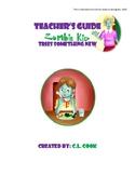 Free Teacher's Guide- Zombie Kid Tries Something New